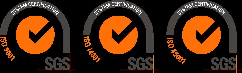 CERTIFICACIONES ISO SGS TRANSPORTES PIEDECUESTA