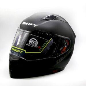 Cascos CASCO SHAFT 570 SOLID NEGRO MATE SHAFT CERRADO casco colombia