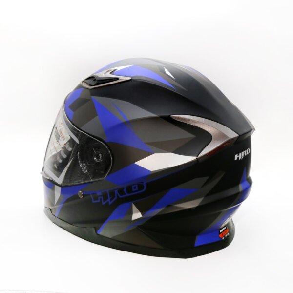 Cascos CASCO HRO 508 AZUL HRO 508 CERRADO casco cerrado