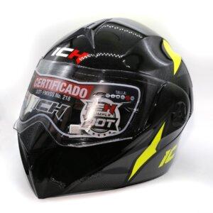 Cascos CASCO ICH 3110 OPUS AMARILLO ICH ABATIBLE casco abatible